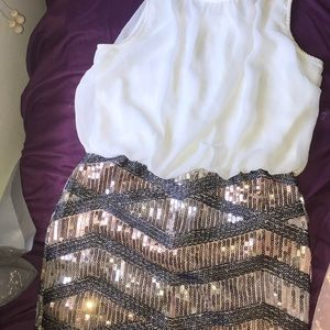 Dress (worn once!!)